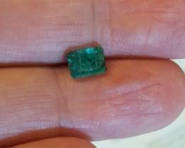 Sandwana Emerald Australian cut