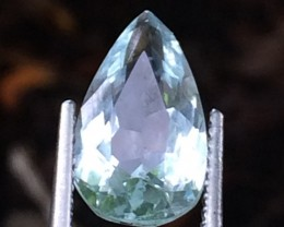 3.10cts Very beautiful Aquamarine Gemstones Piece