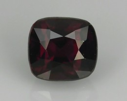 Natural Unheated DARK Purple-Red-SRI-LANKA SPINEL EXCELLENT!!