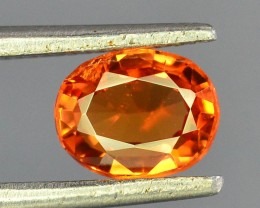 0.95 ct Natural Spessartite Garnet