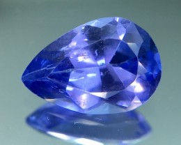 1.10 Crt Tanzanite Faceted Gemstone (R 16)