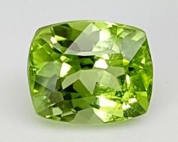 1.30 CTS PERIDOT Best Grade Gemstones JI23