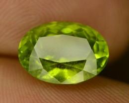 3.35 ct Natural Green Peridot