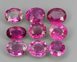 4.08 CTS BEAUTIFULL RARE NATURAL PINK RUBELITE TOURMALINE MOZAMBIQUE