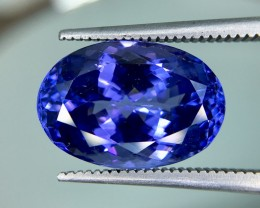 7.0 Crt Tanzanite AAA Top Quality Faceted Gemstone