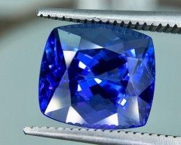 5.0 Crt Tanzanite AAA Top Quality Faceted Gemstone