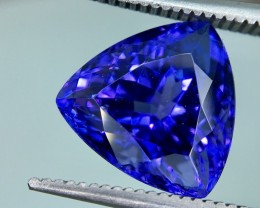 5.70 Crt Tanzanite AAA Top Quality Faceted Gemstone