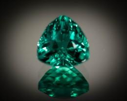 Green Apatite 2.99 ct Madagascar