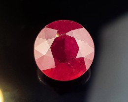 7.70 ct. Composite Ruby . No reserve. 1$ start