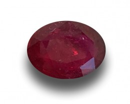 GIA Certified Natural Unheated Ruby   Loose Gemstone   New