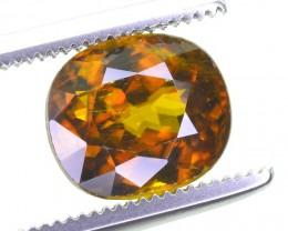 2.20 Ct Amazing Color Natural Titanite Sphene ~ ARA