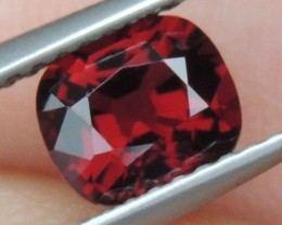 1.15cts  Certified Red Spinel from Burma ,  100% Untreated,