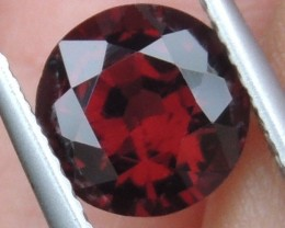 1.70cts  Red Spinel from Burma ,  100% Untreated,