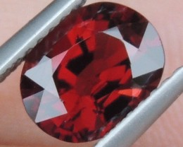 1.91cts  Red Spinel from Burma ,  100% Untreated,