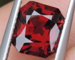 2.52cts  Red Spinel from Burma ,  100% Untreated,