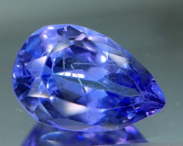 1.25 Crt Tanzanite Faceted Gemstone (R 17)