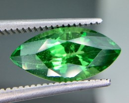 2.57 Crt GIL Certified Tsavorite Faceted Gemstone