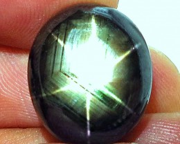 29.6 Carat Thailand Black Star Sapphire - Gorgeous