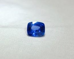 6ct Unheated Cornflower Blue Sapphire Sri Lanka