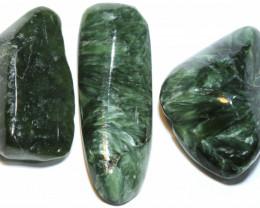 55 CTS GREEN SERAPHINITE PARCEL ADG-364