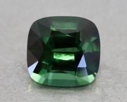 Brazilian natural vivid green tourmaline