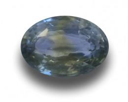 Natural Unheated Bi-Colour Sapphire|Loose Gemstone|New| Sri Lanka