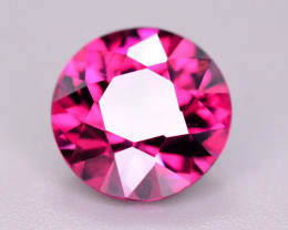 Rare 2.20 Ct Marvelous Color Natural Grape Garnet ~ Mozambique