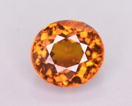GIL CERT~4.23 Ct Top Quality Natural Mali Garnet