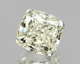 1.04 FANCY DIAMOND UNTREATED TOP LUSTER 5000$ GEMSTONE