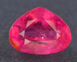 1.85 ct Natural Rubelite Tourmaline