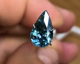 1.05 cts Blue Indicolite Tourmaline -Minas Gerais, Brazil