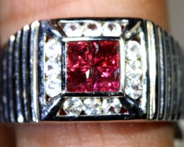 30-CTS  RUBY RING   SG-2650