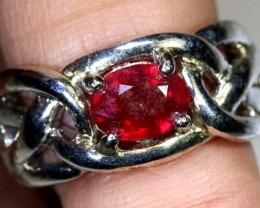 49.25-CTS  RUBY RING  SG-2655