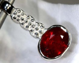 7.20-CTS  RUBY PENDANT    SG-2665