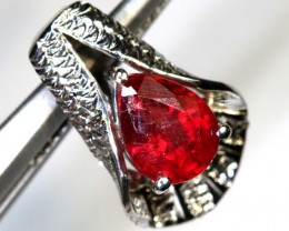 8.7-CTS  RUBY PENDANT      SG-2666
