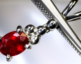 13.35-CTS  RUBY PENDANT     SG-2668