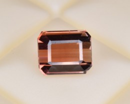 Natural Peach Color Tourmaline 1.75 Cts