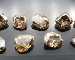 1.85 Crt Natural Diamond Parcels Faceted Gemstone (R 18)