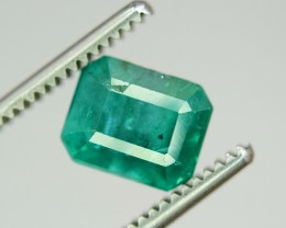 Top Color 3.05 ct Natural Emerald ~ Zambia