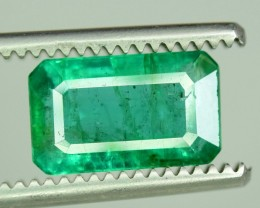 Top Color 2.85 ct Natural Emerald ~ Zambia