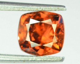 1.60 ct Natural Brown Zircon From Cambodia