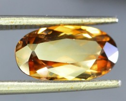 2.20 ct Natural Brown Zircon From Cambodia
