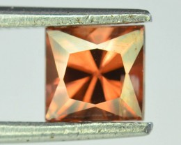 1.80 ct Natural Brown Zircon From Cambodia