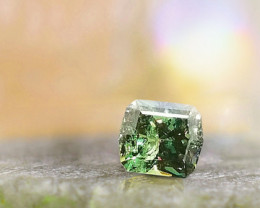 3.18 CT DEMANTOID GARNET - MASTER CUT!  RUSSIA!