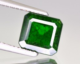 No Reserve 2.5 Crts horsetail inclusion Demantoid Garnet from Russia
