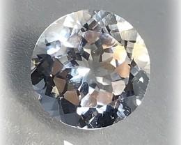 8.44ct Brilliant Silver White Topaz - Sparkling gem VVS NR
