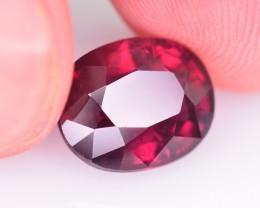 5.40 Ct Superb Color Natural Rhodolite Garnet ~ ARA