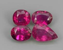 5.80 CTS AWESOME NICE PINK-NATURAL RUBELITE TOURMALINE FACET GENUINE