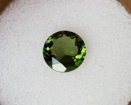 1,96ct Moldavite - Natural faceted Tektite!