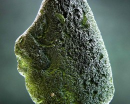 Certified Large Moldavite - direct from miner of moldavites